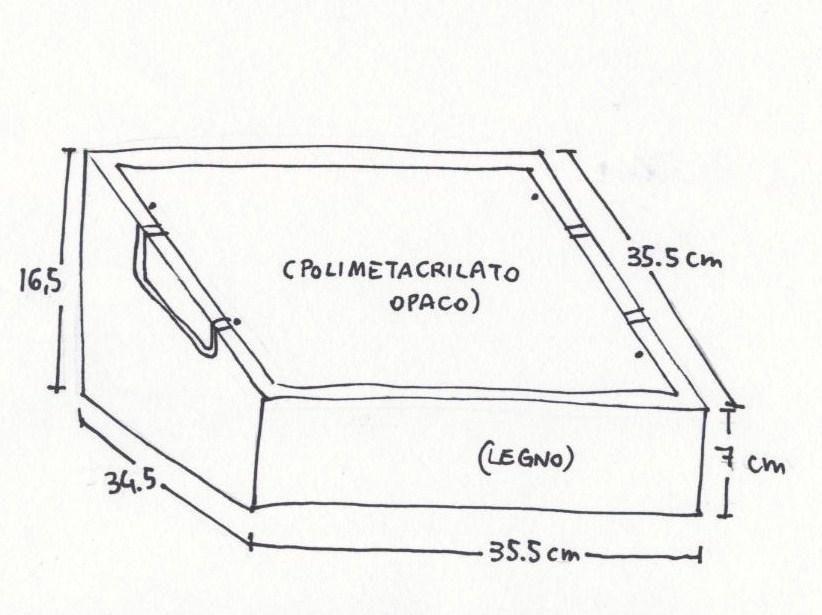 Voglio una mela blu la mia lightbox smontata per voi come costruirsi una lavagna per tracopiare - Tavolo luminoso per disegno ...