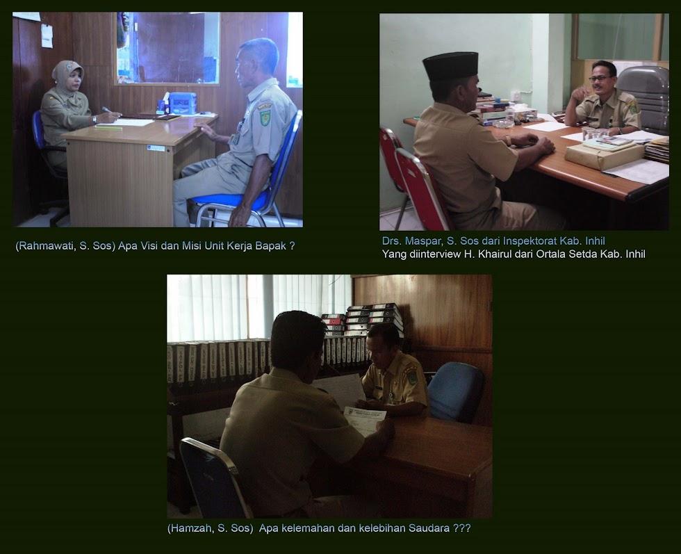 Seleksi CPNS Teladan 2009