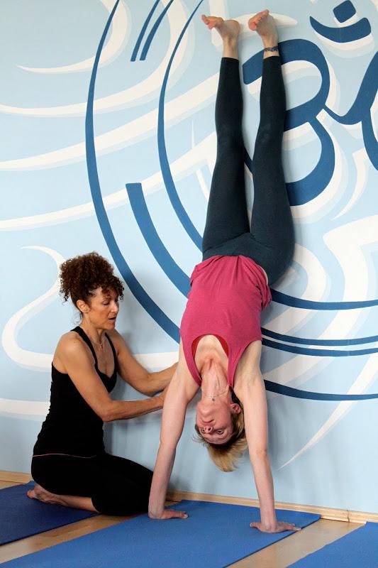 Desiree Rumbaugh Yoga Workshop Eye of the Tiger