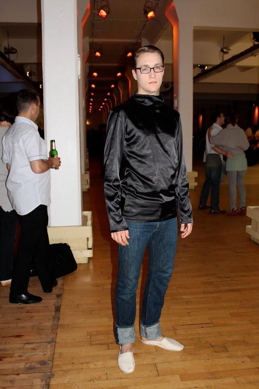 Die besten Gästestyles der Best Sabel Berlin 2010 maennliches Model