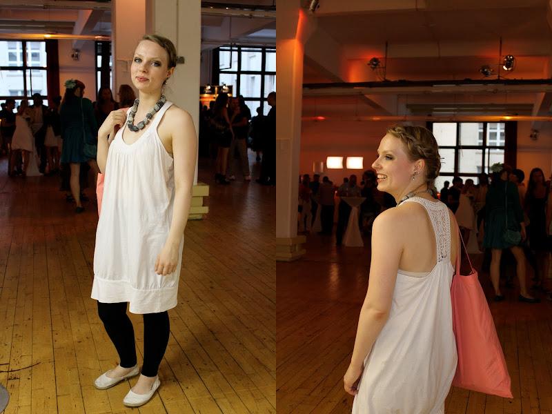 Die besten Gästestyles der Best Sabel Berlin 2010 Spitze am ruecken