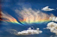 Circumhorizontal Arc - Fire Rainbow