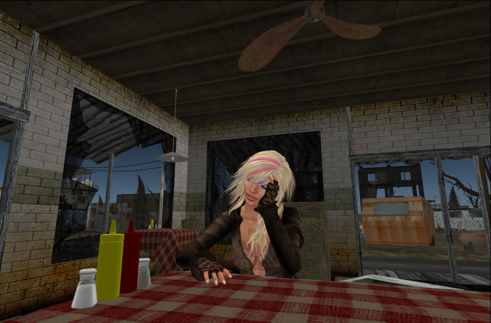exploring sl with dido: wasteland at marrowstone island