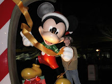 Giving Mickey some love!