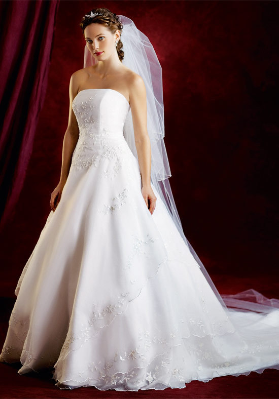Big White Wedding Dresses
