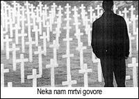Cuando la democracia no se respeta, las armas sustituyen al sentido común y los muertos al paisaje