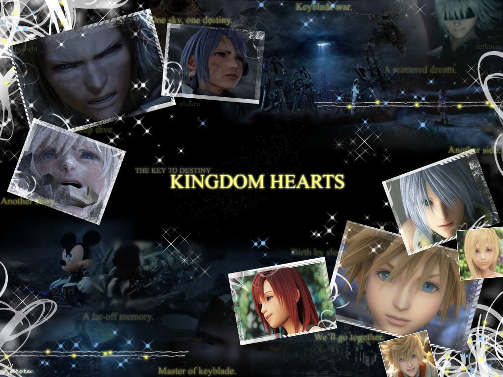 kingdom Heart HD & Widescreen Wallpaper 0.428346552925475