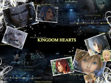 #16 Kingdom Heart Wallpaper