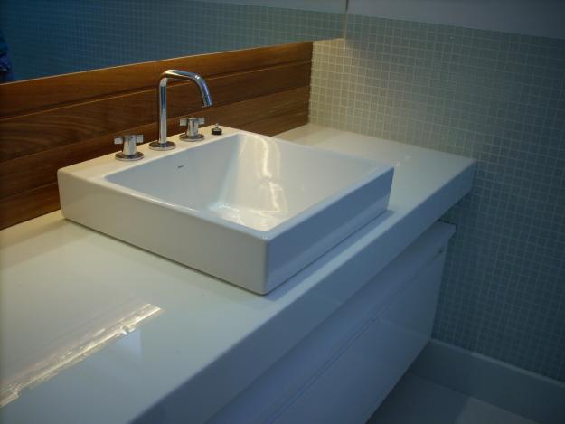 Construção dos Sonhos Marmoglass -> Nicho Banheiro Marmoglass