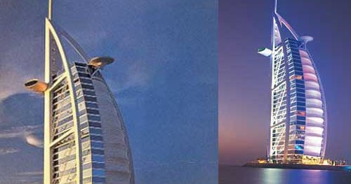 Amici in allegria burj al arab hotel dubai united arab for K porte inn hotel dubai