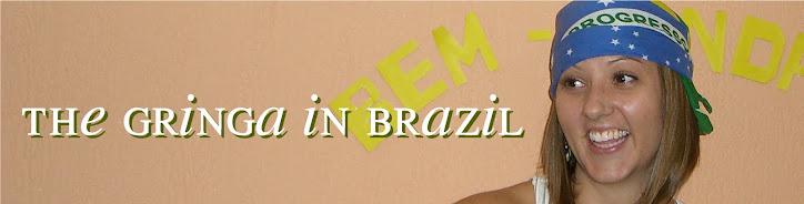 the gringa in brazil