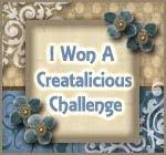 Woohoo! I won!