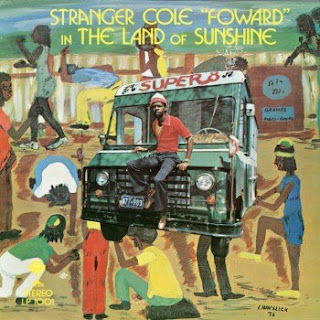Stranger Cole. dans Stranger Cole Stranger+Cole+-+%27Foward%27+In+The+Land+Of+Sunshine(front)