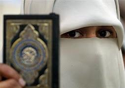 انا سمعنا اختنا قولا عجاب قالوا كلاما لايسر عن الحجاب