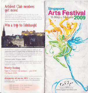 Festival Brochure Example