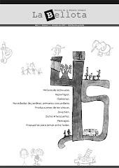 Histórico! 1º tapa La Bellota- Revista de la Escuela Integral