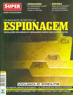 Super Interessante   Os Arquivos Secretos da Espionagem (Edição Especial)