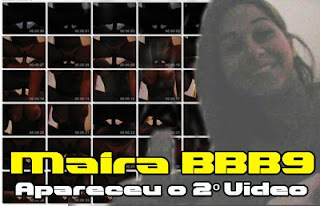 Capa Download   2º Vídeo Pornô da Maíra Cardi do BBB9 Download Gratis