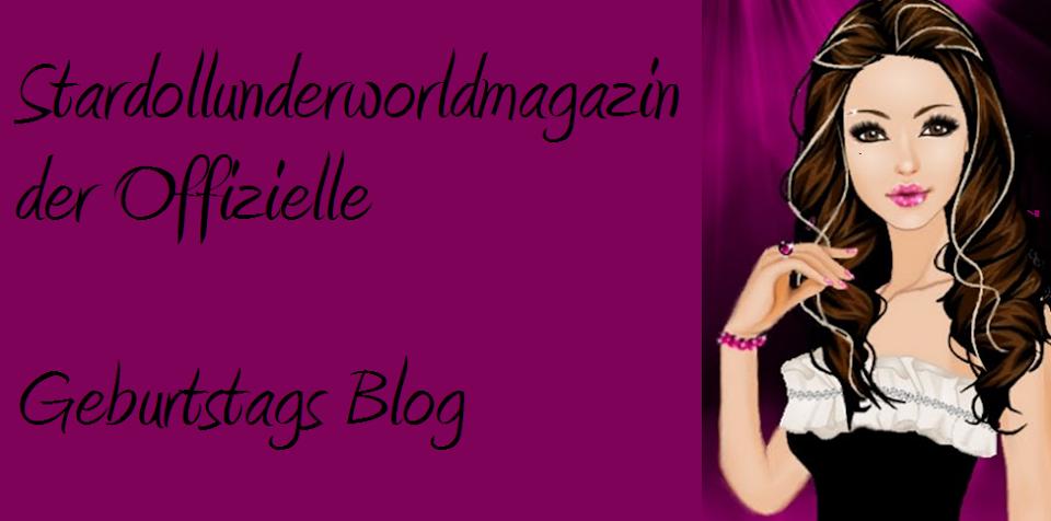 Geburtstags Blog für das Stardollunderworldmagazin