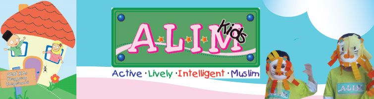 ALIMKids Islamic Playgroup Official Blog