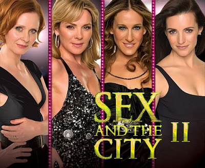 Sex and the City 2 Movie Sex and the City 2 has started to film this week in ...