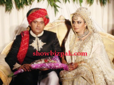 Exclusive Pakistani Celeb Wedding Pics
