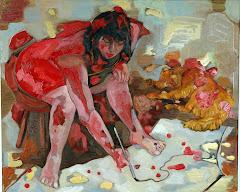 Exposición de óleos de Amelia Laorden Vélez