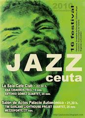 XVI festival de jazz de Ceuta