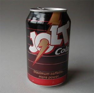 Z Trek: The Alan Zeichick Weblog: It may be the end for Jolt Cola ...