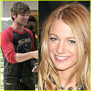 Chace Crawford  Blake Lively Dating on Gossip Girl Stars Blake Lively Chace Crawford And Penn Badgley All