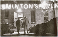 A Rare Minton's Playhouse Photo