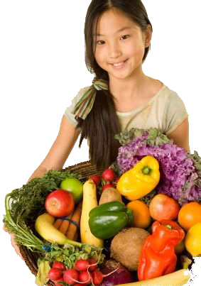 healthy fruits and vegetables for kids mango fruit