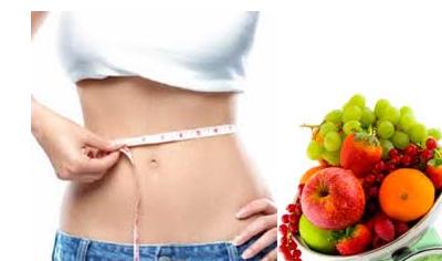 Jom kurus dengan buah!
