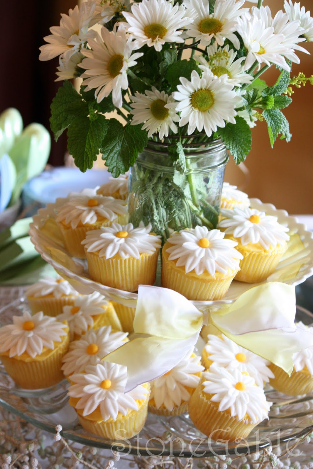 Bridal Shower Desset Table StoneGable
