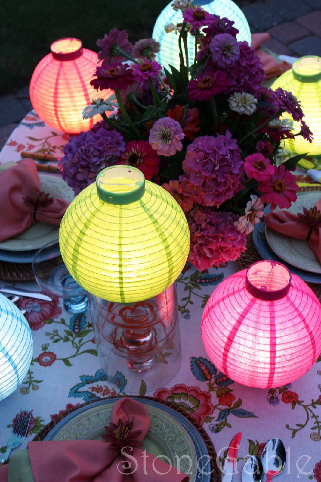 A midsummer s table stonegable