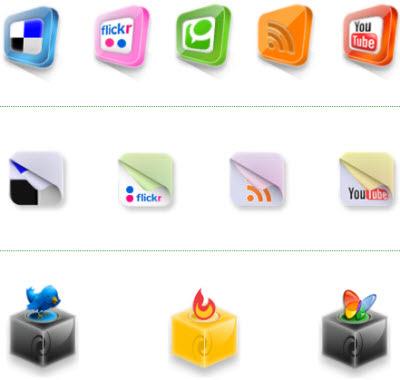 creare e scaricare icone