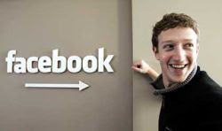 Mark Zuckerberg fondatore di Facebook