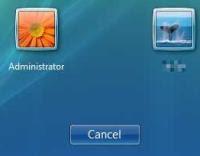 proteggere amministratore Windows