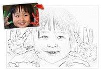 Da foto a disegno