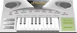 Tastiera e pianola online