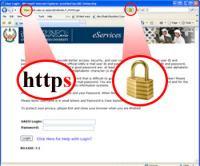navigare in https su internet
