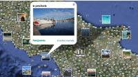pubblica foto in google earth