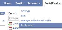 cambia grafica di Facebook