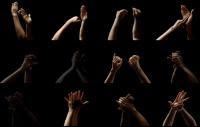 suona con le mani