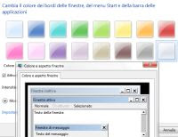 cambiare aspetto Windows