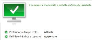 MSE 2.0 antivirus
