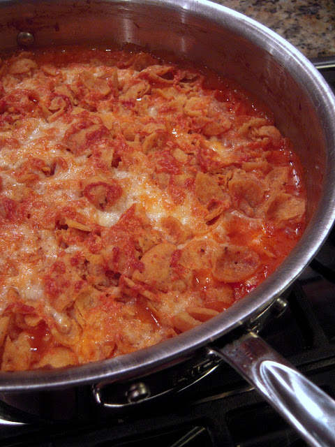 Southern-Style Turkey, Tomato & Monterey Jack Bake