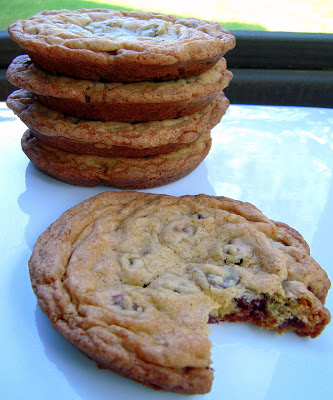 Better than Toll House Big Chocolate Chip Cookies