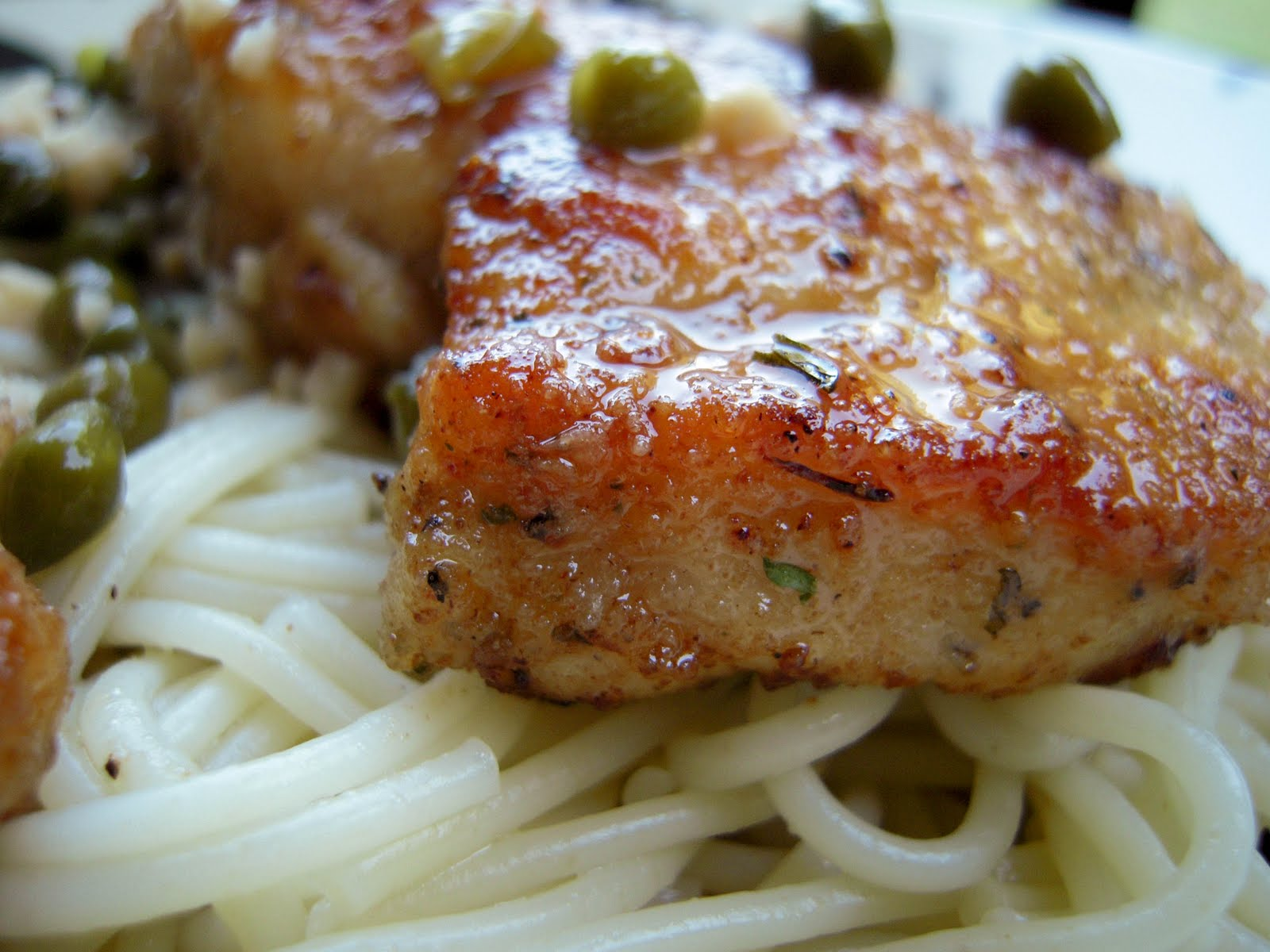 Chicken Piccata | Plain Chicken