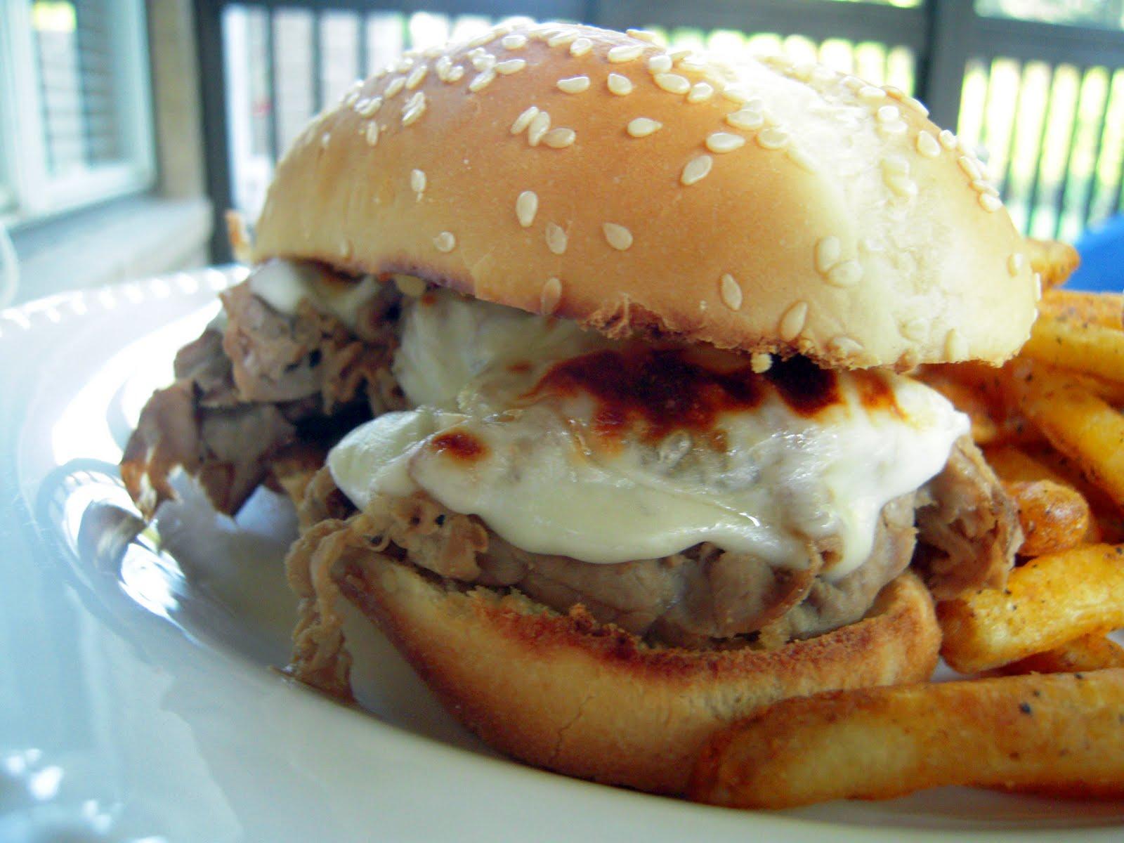 Easy French Dip Sandwiches | Plain Chicken